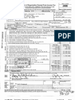 Cincinnati Arts Wave IRS Form 990 2009