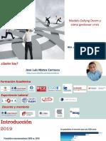 Webinar, Modelo Defyng Doom y cómo gestionar crisis - CLAD