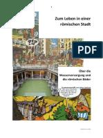 Leben Röm Stadt Wasser Skriptum 01.2021