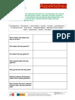 Aspekte-neu b1plus Arbeitsblatt k5 Auftakt