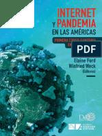 Libro Internet y Pandemia en Las Americas v3