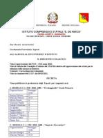 pubblicazioni grad. ESPERTI PON 20111