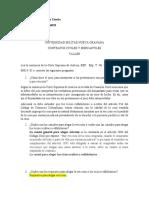 TALLER OBLIGACIÓN DE SANEAMIENTO
