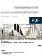 fundamentals of communication fo rprotection pdf