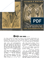 Tierleben (Lux Lesebogen) - Alfred E. Brehm
