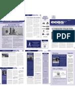 Boletín Informativo de APDEMA Ecos Nº 91 DIc. 2010