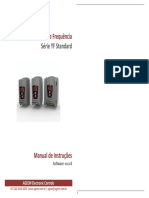 Manual Do Inversor de Frequência Das Cabinas de Segurança