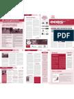 Boletín Informativo de APDEMA Ecos Nº 90 sept.. 2010