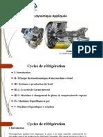 CH5 Thermodynamique Appiquée