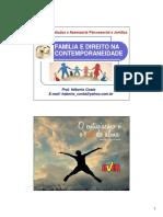 Material de Apoio - Família e Direito Na Contemporaneidade - Slides
