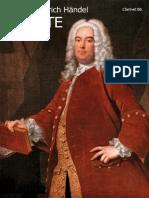 HANDEL, GEORGE F. - Sonata Cl