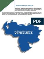 s%C3%ADmbolos Patrios de Venezuela