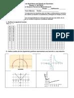 Primer Examen Parcial de Matematicas IV