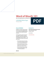 15123977-word-of-mouth