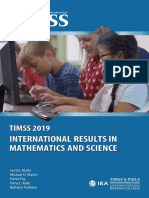 TIMSS 2019 International Results in Mathematics and Science 0