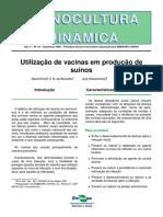 Utilização de vacinas em produção de suínos EMBRAPA 2006