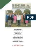 PRISMA BRASIL (CD- MILAGRES NÃO SE EXPLICAM,1987) PARTITURAS