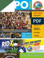 Friday Expo Daily News