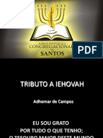 Tributo a Iehovah
