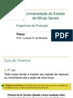 Física I Dinâmica_ Leis de Newton