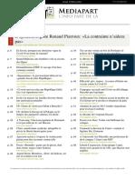 [ OxTorrent.cc ] Journal MEDIAPART Du Jeudi 10 Decembre 2020
