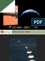 G12 - Diferenciação da Terra