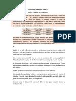 Caso Clinico _ ADESÃO