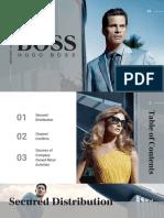 Hugo Boss Case Study
