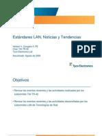 LAN Standards Update 2009 Aug Espan