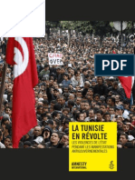 Amnesty International Rapport Tunisie Fev 2011
