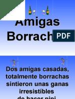 Amigas Borrachas