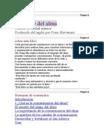 Lenguaje Del Alma