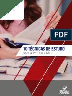 1550857840ebook Avaliacao 10 Tecnicas Estudo