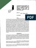 Rex 497 19.03.2021, Selección Adquisición de Libros
