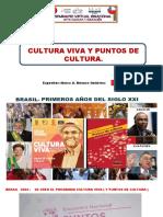 CULTURA VIVA Y PUNTOS DE CULTURA.