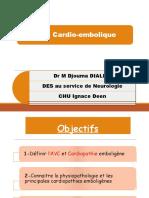 AVC cardio-embolique-1