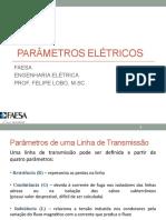 3 Parâmetros Elétricos