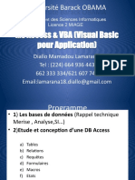 Cours MS access VBA (2)