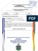 SISTEMAS ARQUITECTONICOS III - programa nuevo