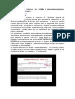 DIPLOMATURA EN CIENCIAS DEL ESTRÉS Y PSICOINMUNONEUROENDOCRINOLOGÍA CLÍNICA MATERIAL 1 COLICA