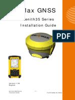 GeoMax Zenith35 Installation Guide_en