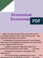 Economical Environment