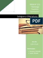 02. LA LITERATURA Y LA FICCIÓN