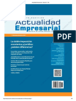 Actualidad Empresarial - Edición N° 376 1RA QUINCENA 06-2017