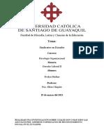 Sindicato en el Ecuador