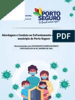 Protocolo Tratamento Precoce - Covid-19 - Porto Seguro