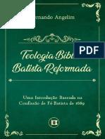 Teologia bíblica batista