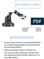 Robot Project Report Robotics Microcontroller Embedded System