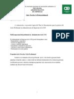 Guia Documentos (Plan de mejora prácticas) Nivel profesional 3  APROBADO OK (1)