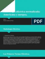 Simbología eléctrica normalizada avance